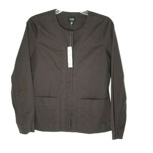 Eileen Fisher Musel Organic Cotton Jacket PS
